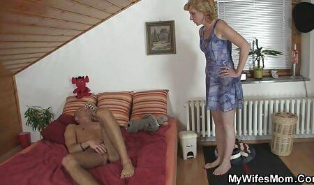 Sexo ruso consigue ansiosamente follando a la mujer encantadora petardas xxl